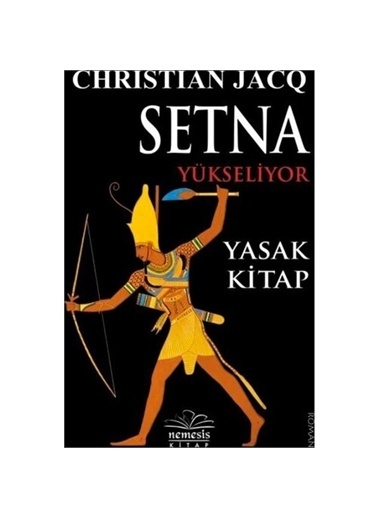 Nemesis Setna Yükseliyor: Yasak Kitap Renkli